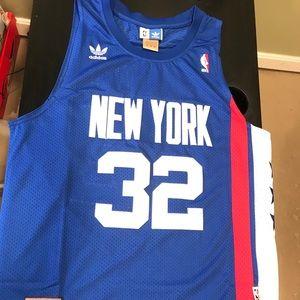 Vintage ABA New York Nets Dr. J Erving Jersey